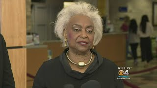 Suspended Elections Supervisor Snipes Thanks Voters