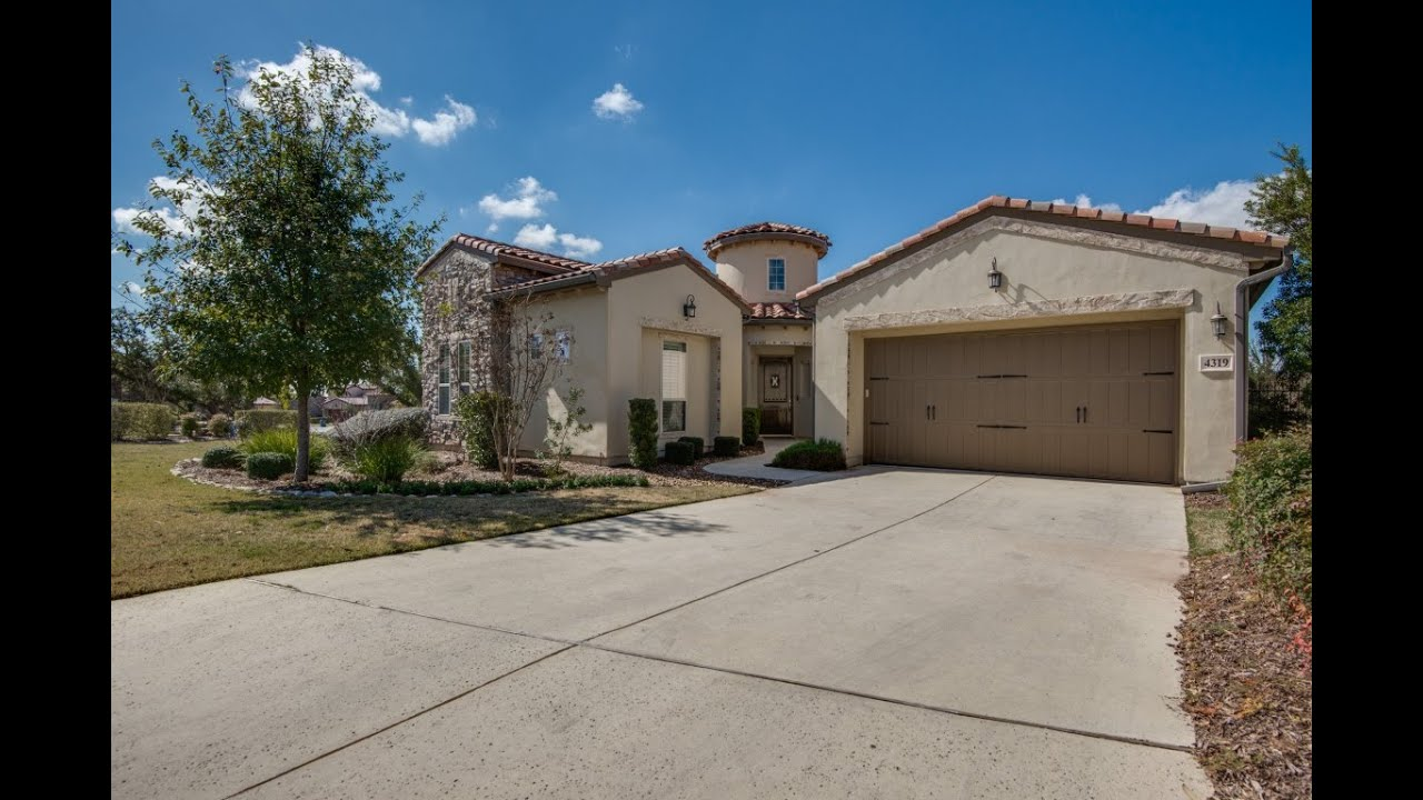 4319 Lignoso San Antonio Texas 78261 Campanas Luxury