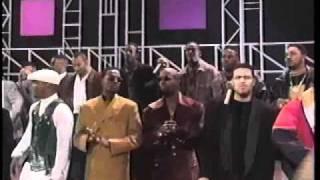 AMA'95 Black Men United / U will know [HQ]
