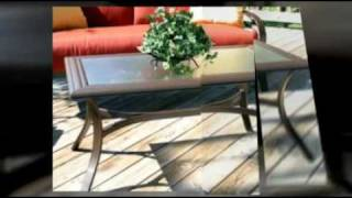 Outdoor Patio Furniture Orange- Patio Outlet