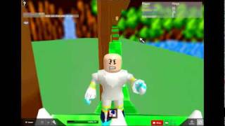 ROBLOX silver sonic and tails adventure