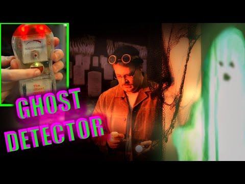 Spooky Ghost Hunting EMF Meter - Spirit Detector Or Myth?