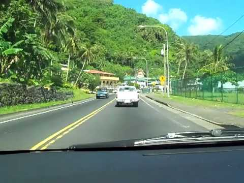 American Samoa Beautiful view