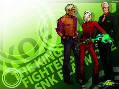 The King of Fighters XI - Joker