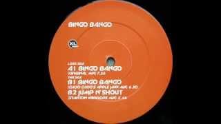 Basement Jaxx - B1 Bingo Bango (Choo Choo