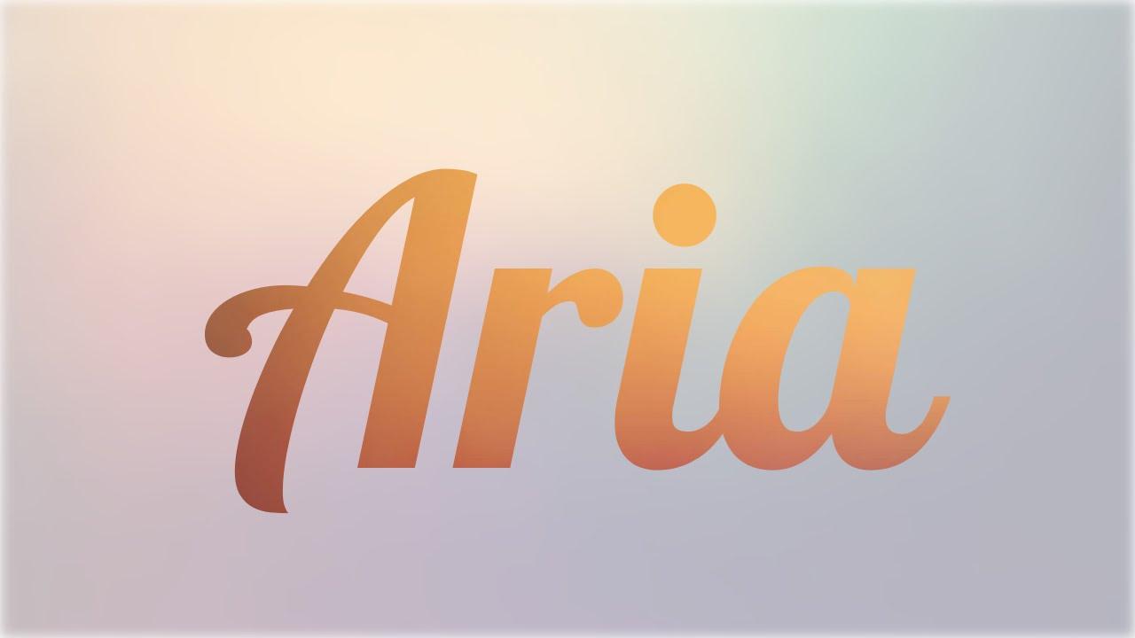 Arias Nombre
