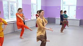 Свободное время. Индийские танцы