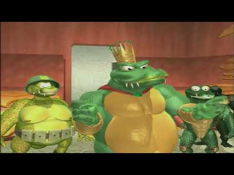 Donkey Kong Country CGI OST - Candy Clone Karaoke