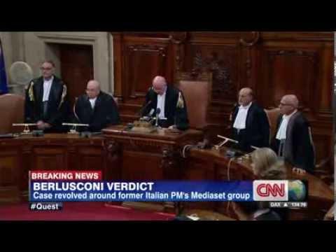 Italian high court upholds Berlusconis sentence in tax fraud case