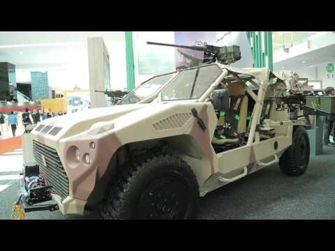 NIMR Automotive - IDEX 2017