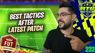FIFA 20 BEST FORMATIONS & TACTICS AFTER THE LATEST PATCH #12 !!! FIFA 20 TUTORIAL