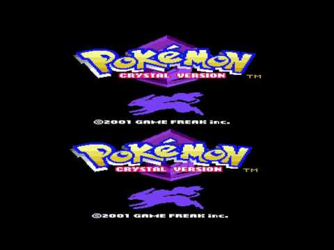 I was bored, so I recreated the intro of Pokemon Crystal in stereoscopic 3D!