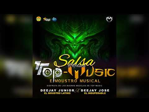 SALSA TRIFASICA · TOP MUSIC EL MONSTRUO MUSICAL · DJ JUNIOR · DJ JOSE   2018