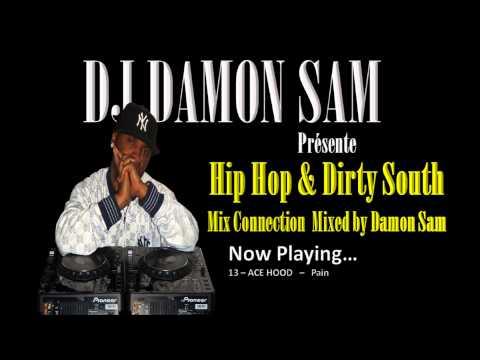 Dirty Dirty South Mix Connection 2K15 Mixed by GrandMasterMix aka DJ DAMON SAM