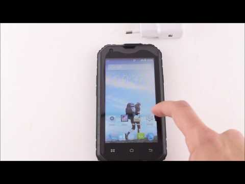 Waterdichte H20 Submersible Robuuste Smart Phone Geeektech