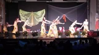 Maya Raks sharki koreográfia