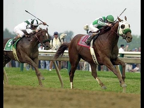 2001 Preakness Stakes : Full NBC Broadcast