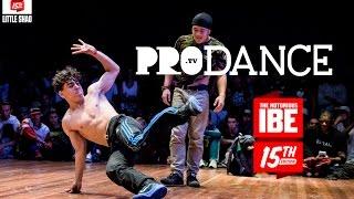 Pac Pac vs Issei | Undisputed IBE 2015