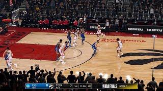 NBA LIVE 19 NBA FINALS WARRIORS vs RAPTORS GAME 2 LIVE STREAM