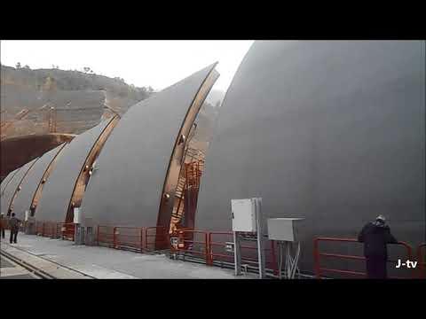 Kaali Gandaki Hydropower Project Dam, Syangja Nepal