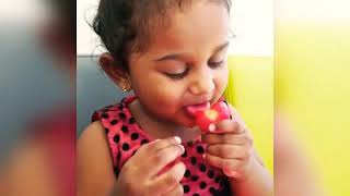Strawberries for kids, healthy lifestyle.