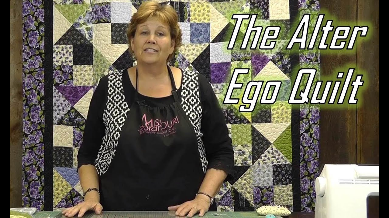 Make the Alter Ego Quilt Using Layer Cakes! - YouTube : quilts to make with layer cakes - Adamdwight.com