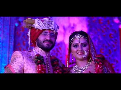 AAKASH & AAKANKSHA | CINEMATIC WEDDING FILM | STUDIO NARINDER PHOTOGRAPHY