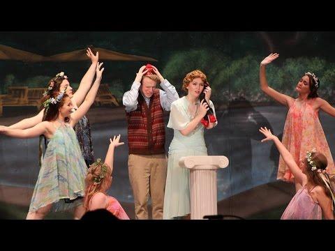 """Brides Lament""-The Drowsy Chaperone at Archbishop Ryan High school 2017"