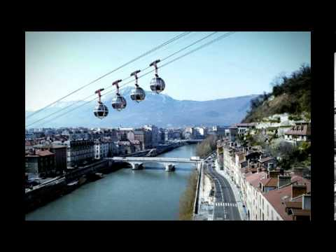 Cities of France - GRENOBLE