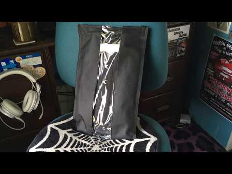 Mystic City Corset Unbagging and Tryon