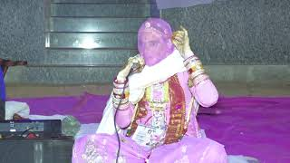 केशर माता के  प्रवचन ।। Bhinya kalla Live