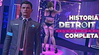 DETROIT: BECOME HUMAN (TODA LA HISTORIA EN 1 VÍDEO DE 12H) - MEJOR FINAL POSIBLE
