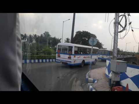 Journey to Salt Lake City Sector V   IT Hub Kolkata