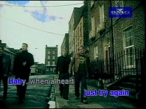 Westlife Karaoke - Try again.