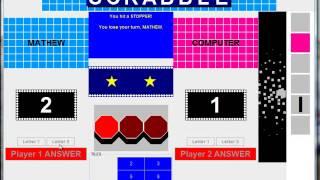 Scrabble PC Run Game 2