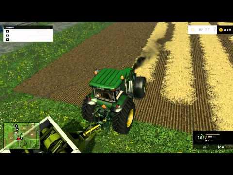 Farming simulator 2015/carrière suivi/eps03