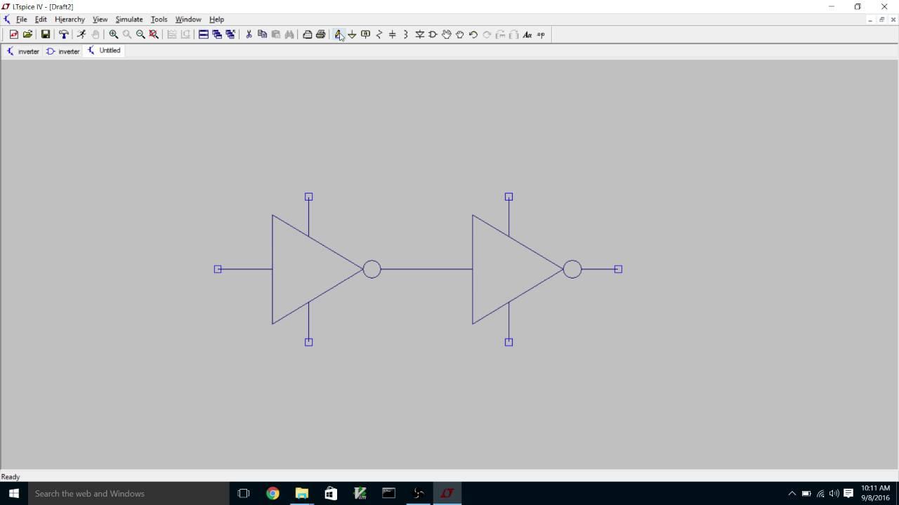 Buffer Circuits For Digital Cmos
