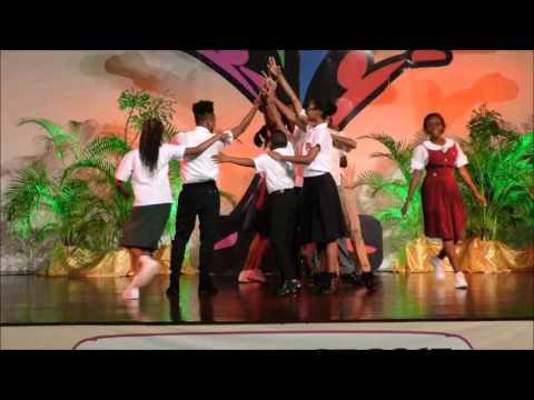 San Fernando Arts Council NGC Mr & Ms Sanfest Nov. 7, 2015 - Trinidad & Tobago