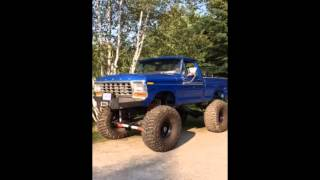 FORD 460 THUMPER CAM
