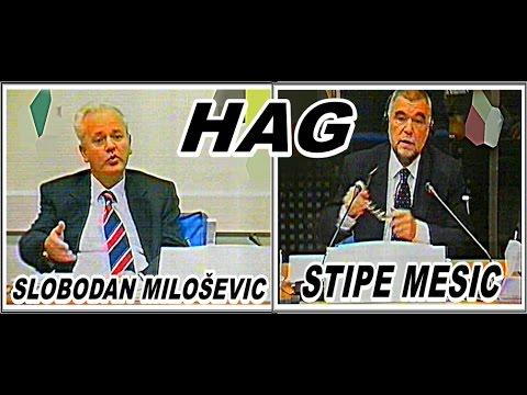 HAG-SLOBODAN MILOŠEVIĆ-SVEDOK-STIPE MESIĆ 6.10.2002