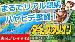 【ダービースタリオン】#48 まるでリアル競馬!ハヤヒデ奮闘!【ニンテンドースイッチ】