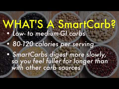 10 Smart Carbs for Weight Loss