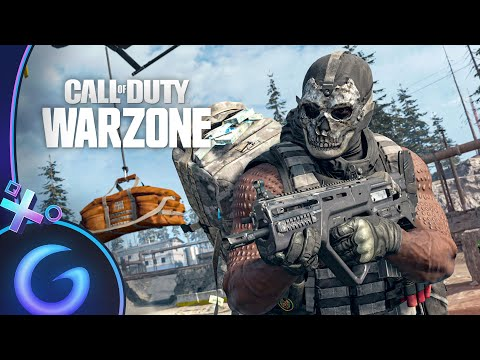 CALL OF DUTY WARZONE - Gameplay FR