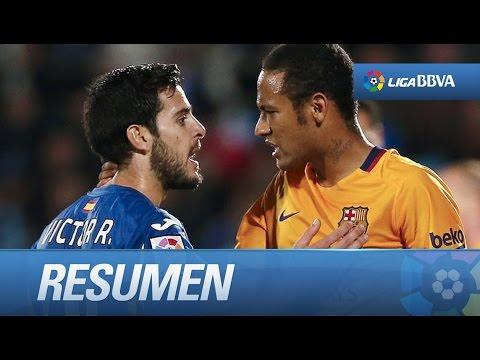 Resumen De Getafe CF (0-2) FC Barcelona