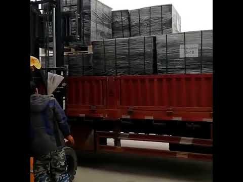 13 pallets bearings are sent to customers
