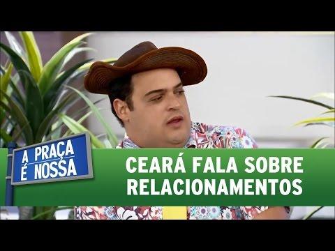 A Praça É Nossa (05/05/16) Matheus Ceará fala sobre relacionamentos