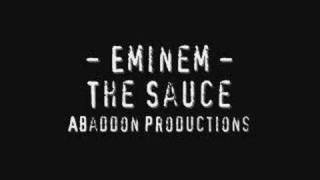 Watch Eminem The Sauce video