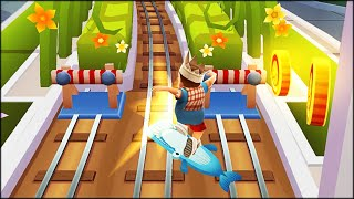 Thursday run with King - Subway Surfers: Seattle