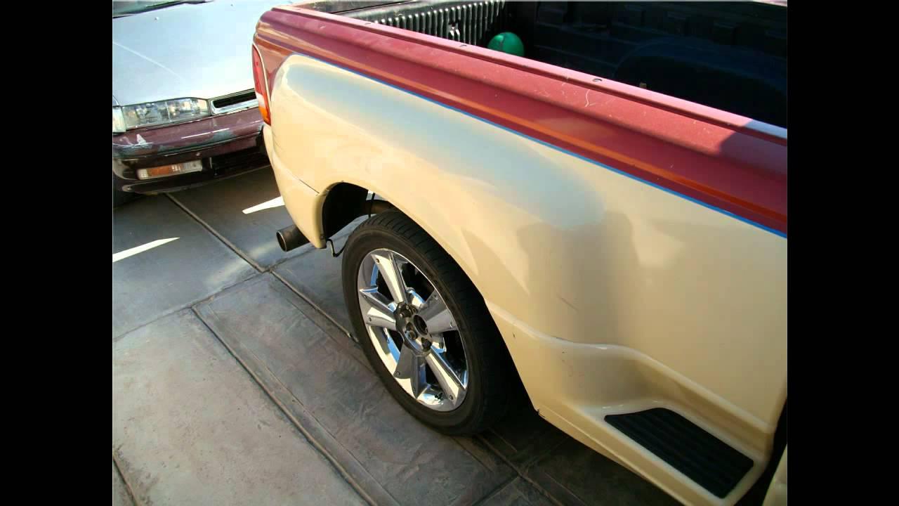 Mazatlan Sinaloa Mexico Autos Ford Ranger Pick Up
