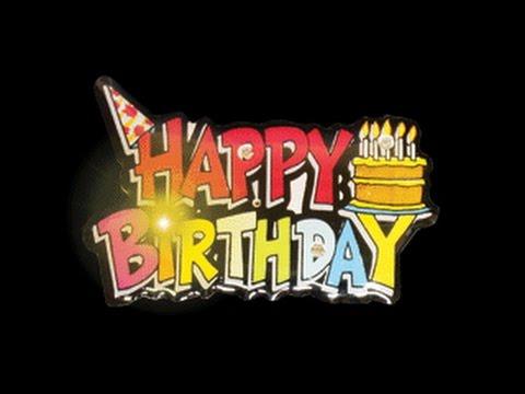 Happy Birthday Rocker